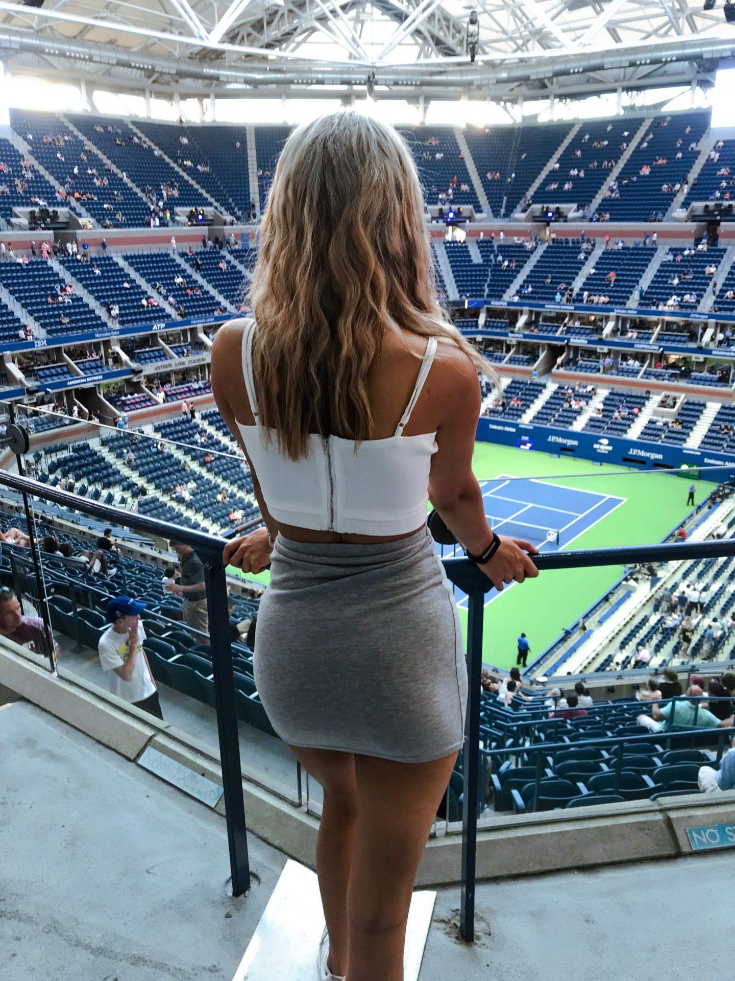 yasmin stefanie us open tennis