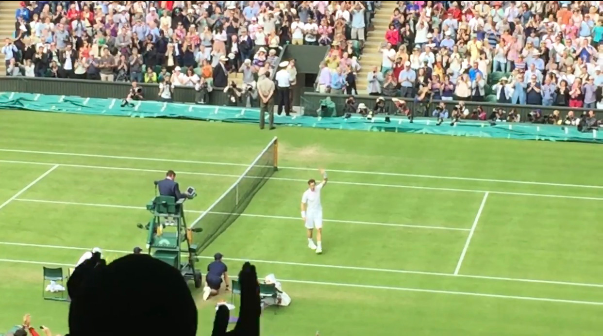 yasmin stefanie andy murray retiring retirement wimbledon 2016