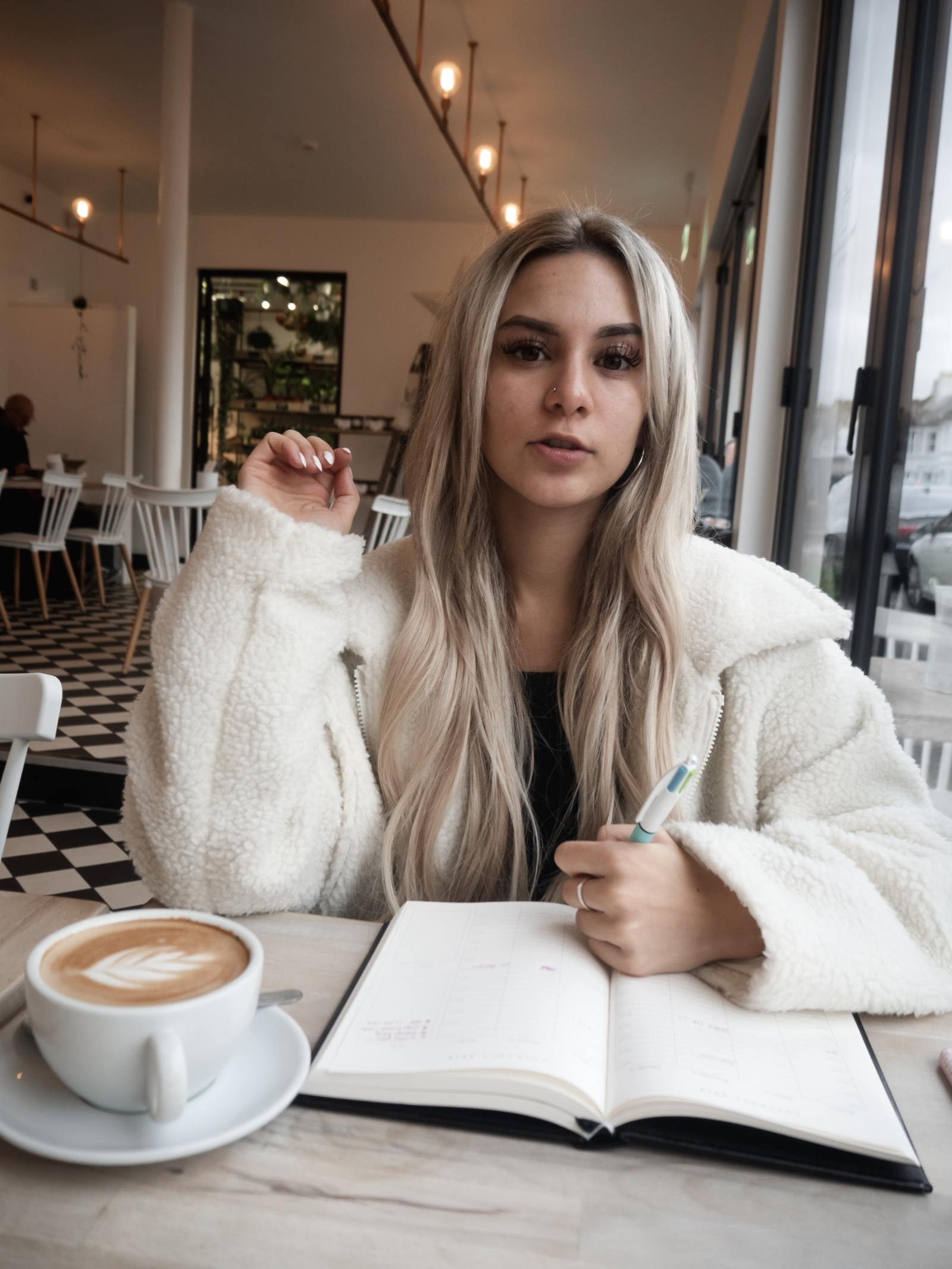 yasmin stefanie cgd london goals 2020 diary