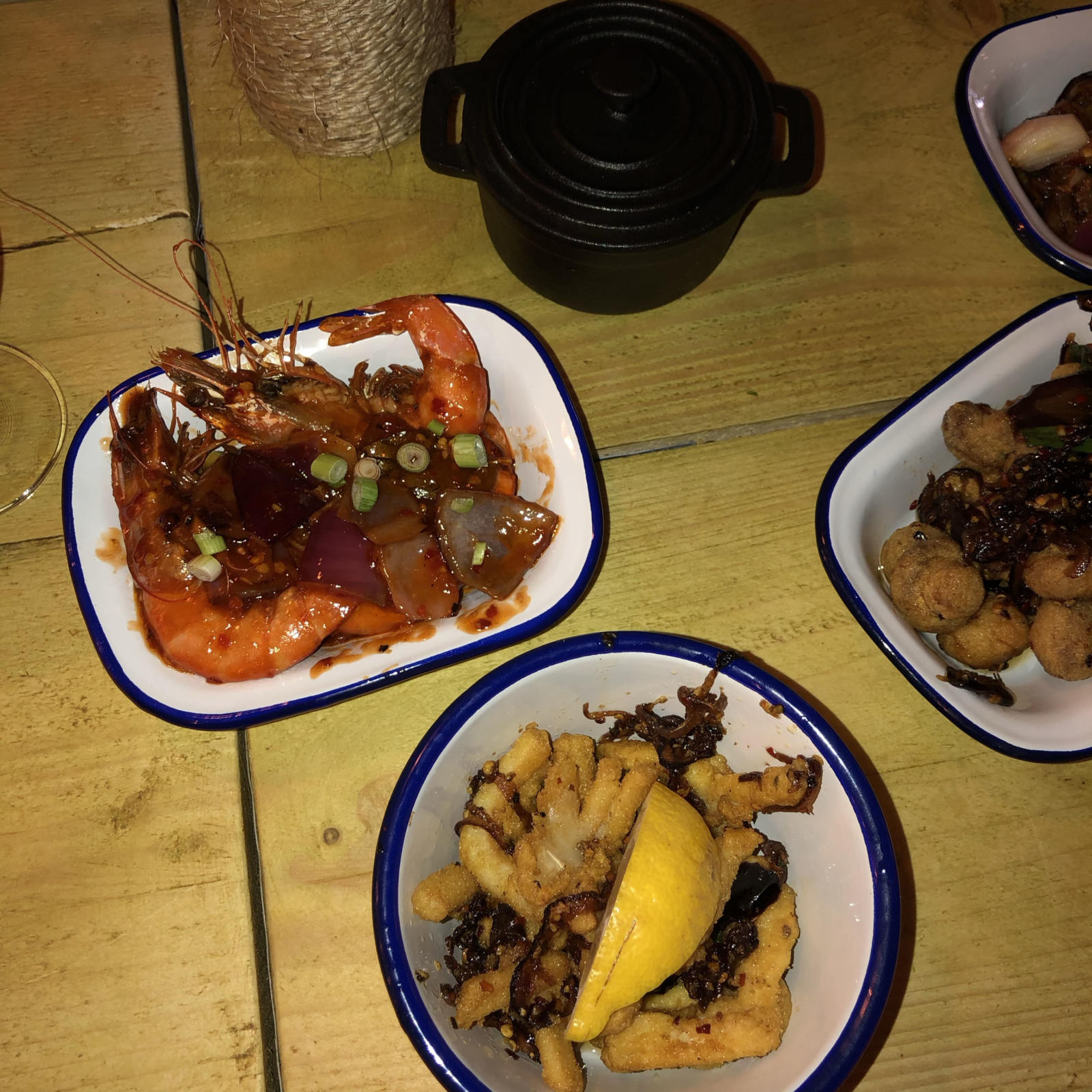 the coconut tree bournemouth sri lankan street food